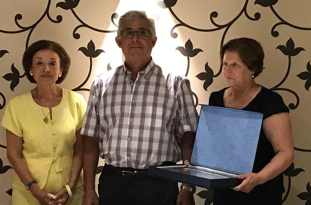 Homenaje de Matadero Orihuela, SA a Miguel Carrillo