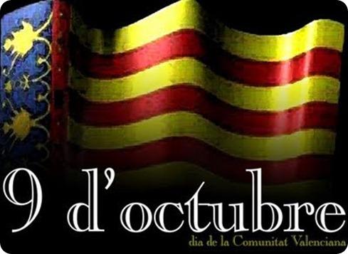 Festividad del 9 de octubre de 2017