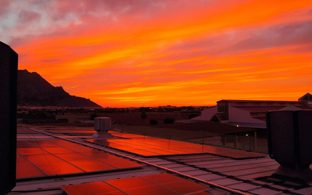Matadero Orihuela instala una planta fotovoltaica