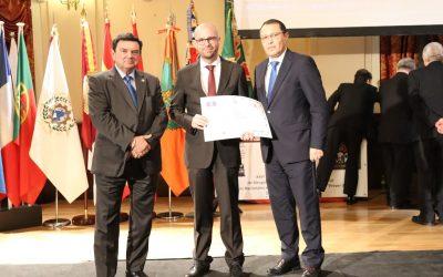 Matadero Orihuela recibe un premio en prevención de riesgos laborales